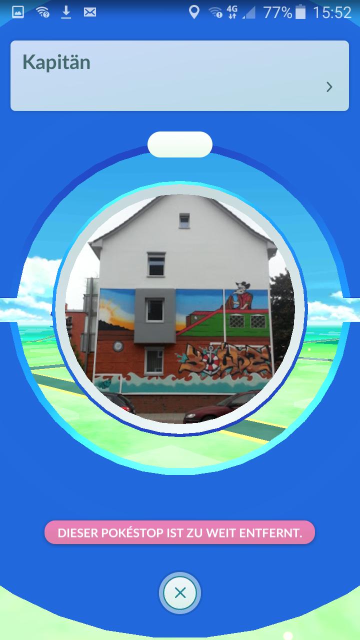 Pokémon Go Pokestop