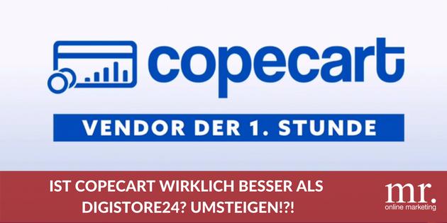 CopeCart besser als Digistore24?