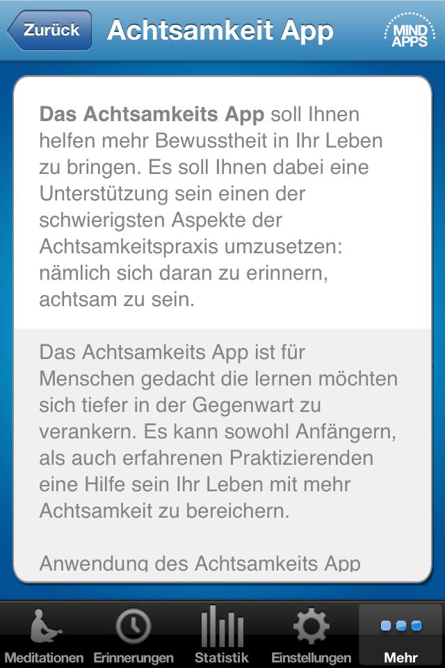 achtsamkeit-app