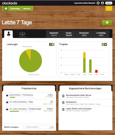 zeiterfassung-online-clockodo