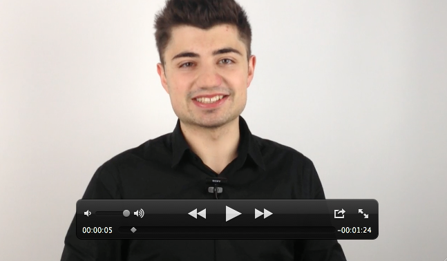 Zweiter Webvideo Versuch...