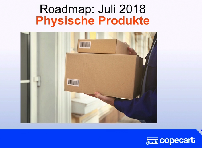CopeCart Juli
